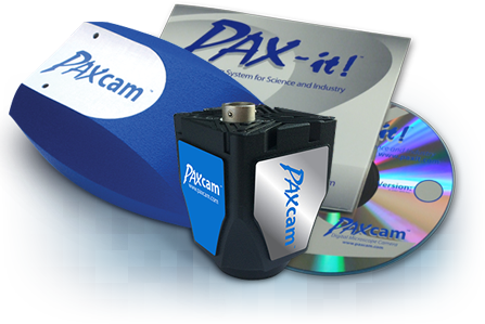 PAX-it, Mason Technology supplying a comprehensive 21 CFR Part 11 compliant imaging and security solution for your microscope.