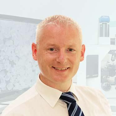 Derek Tinsley - Business Development Manager UK, Mason Technology