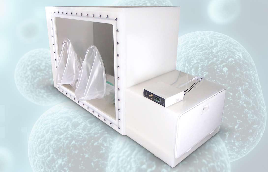 BioSpherix - C-Shuttle Glove Box